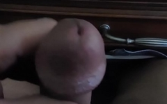 Jerking my small cock