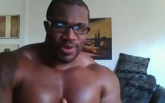 Black Muscle Chest Worship Compilation II