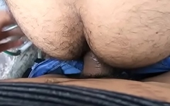 Straight bearded Latino Sucking gay cock. straightboysuncovered.us