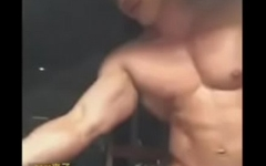Chinese Bodybuilder Show