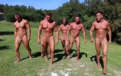 Fitcasting - Gladiator Camp - Part 1/12