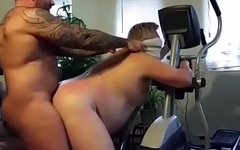 Muscle daddy powerfuck [tags: muscle, bear, daddy, fuck, sex, gay, ass, anal, bareback, beefy, massive, thick, tatoo, chubby, hunk, built]