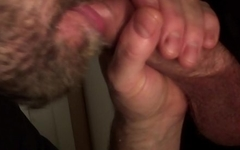 sucking cock in gloryhole