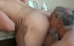 Daddy and father orgy