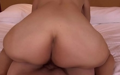 54yo Amateur GILF is a Late Bloomer. Fucks MOMPOV First Time Ever!