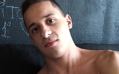 Amateur Young Latino Twink Looking For A Hookup Has Sex With Boy While Filmmaker Records