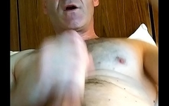Camjockva masturbating and shooting
